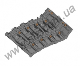 Корпуса модульные пластиковые щрн(В) -П IP40 24мод